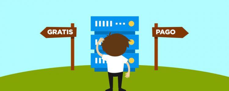 Conoce cuáles son los beneficios entre un hosting gratuito y pagado