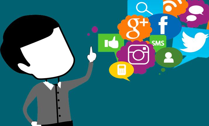 Las redes sociales sirven para dar a conocer tus productos y tener una conexión con los usuarios.