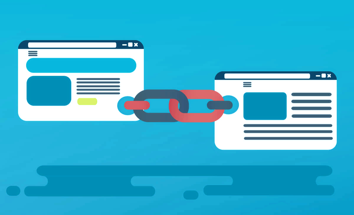 errores en enlaces internos y externos link building