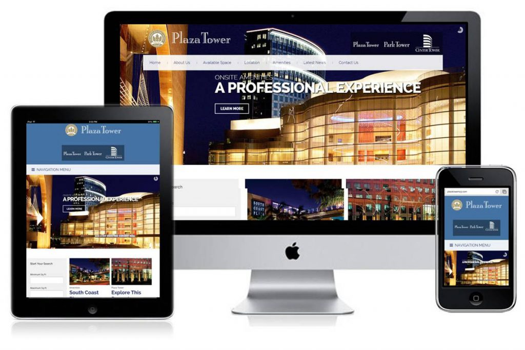 Los usuarios acceden a las páginas web por medio de celulares.