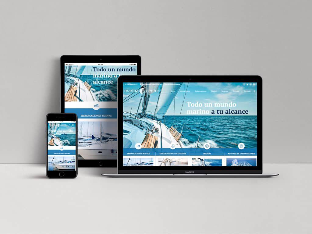 El diseño web responsive ofrece una mejor experiencia al usuario.