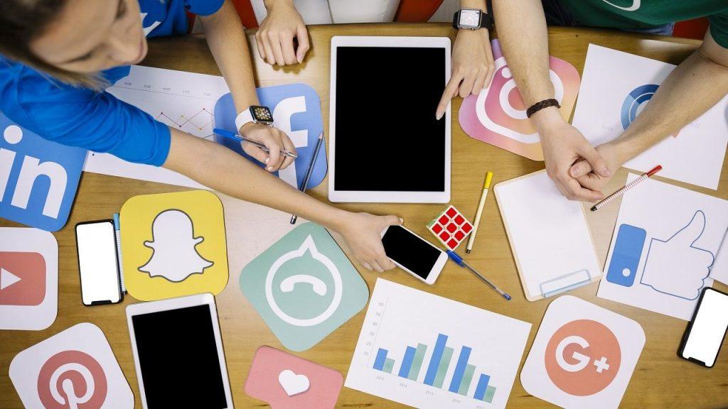 Las redes sociales permitirán a la empresa dar a conocer sus servicios o productos.